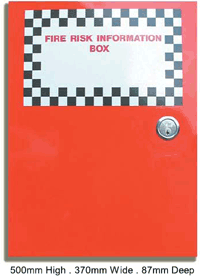 Fire Information Box – Other Counties